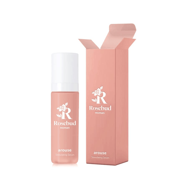 Rosebud Woman arouse Stimulating Serum Wellness Rosebud Woman