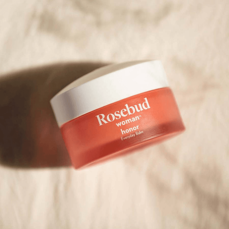 Rosebud Woman honor Everyday Balm Wellness Rosebud Woman