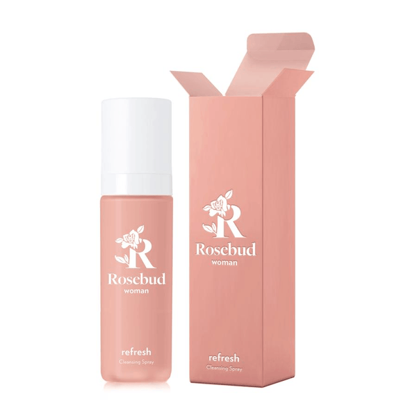 Rosebud Woman refresh Cleanser Spray Wellness Rosebud Woman