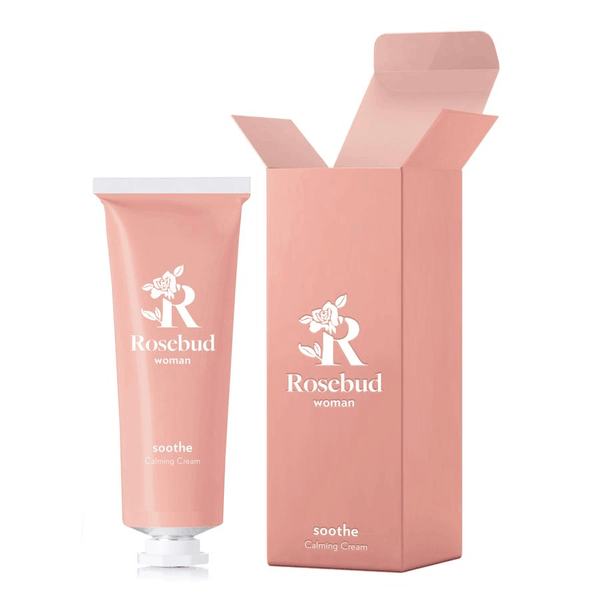 Rosebud Woman soothe Calming Cream Wellness Rosebud Woman