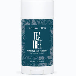 Schmidt's Stick Deodorant Tea Tree for Sensitive Skin Bodycare - Misc. Schmidt's