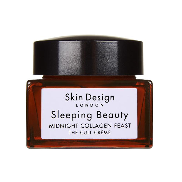 Skin Design London Sleeping Beauty Skincare - Moisturize Skin Design London