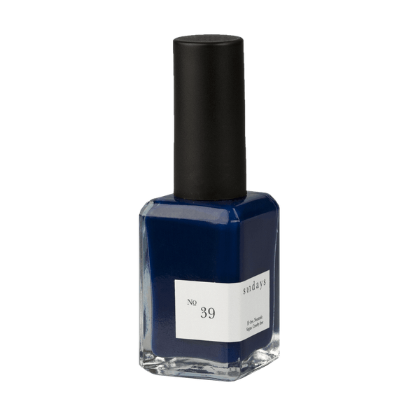 SUNDAYS-No.39 Royal Indigo Nails - Polish Sundays