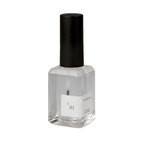 SUNDAYS Protective top coat No.1 Nails - Polish Sundays