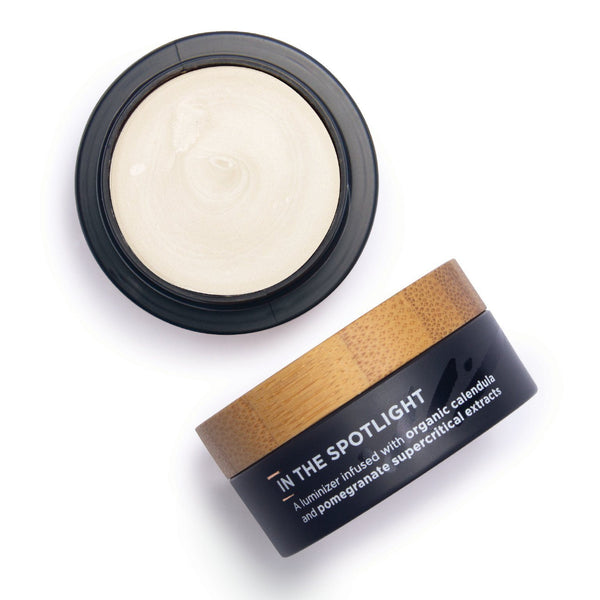 The Organic Skin Co. In the Spotlight Luminizer (pot) Cosmetics - Cheeks The Organic Skin Co. LUNAR