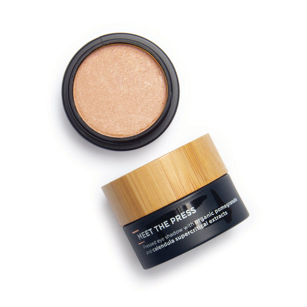 The Organic Skin Co. Meet The Press Pressed Eye Shadow (pot) Cosmetics - Eye The Organic Skin Co.