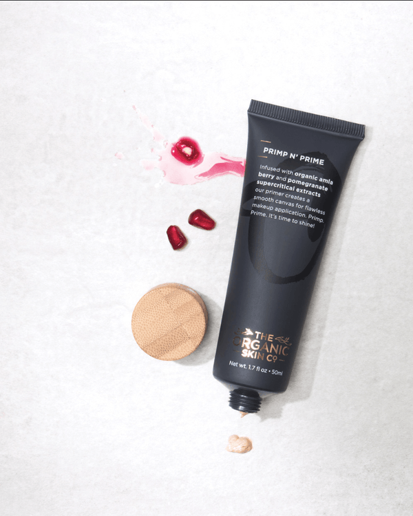The Organic Skin Co. Primp and Prime ROSE GOLD Cosmetics - Face The Organic Skin Co.