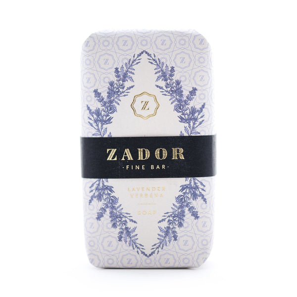 Zador Soap Lavender & Verbena Bath & Body - Bath & Shower Zador