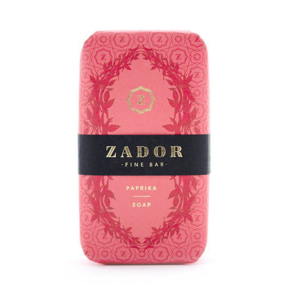 Zador Soap Paprika Bath & Body - Bath & Shower Zador