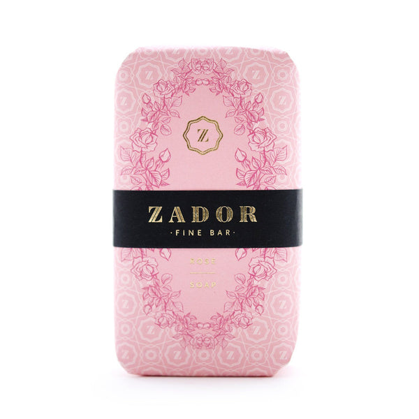 Zador Soap Rose Bath & Body - Bath & Shower Zador
