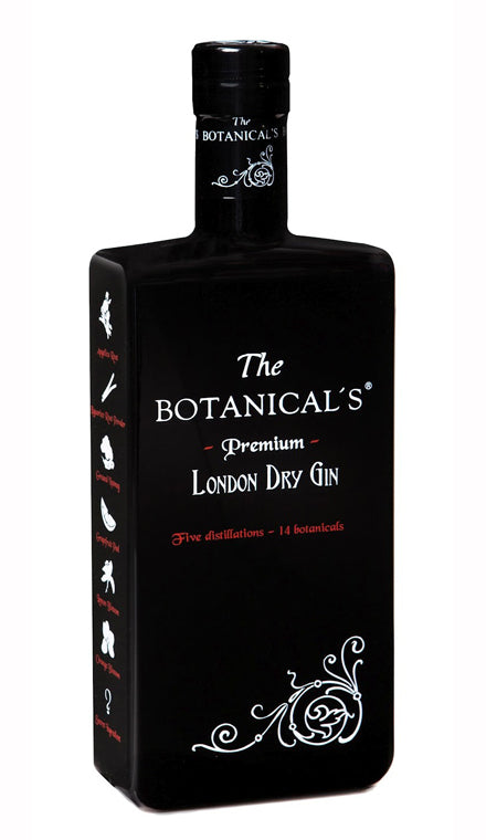 Ginebra The Botanical`s Premium London Dry Gin