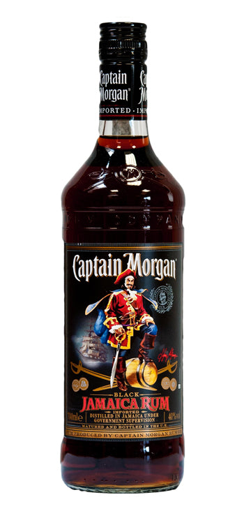 Ron Captain Morgan Black