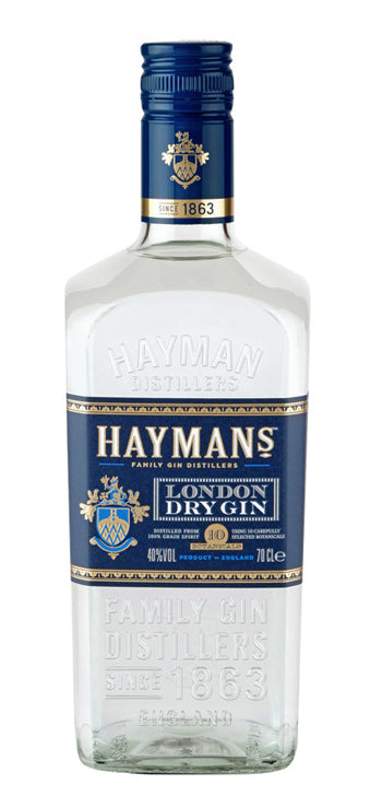 Ginebra Hayman's London dry