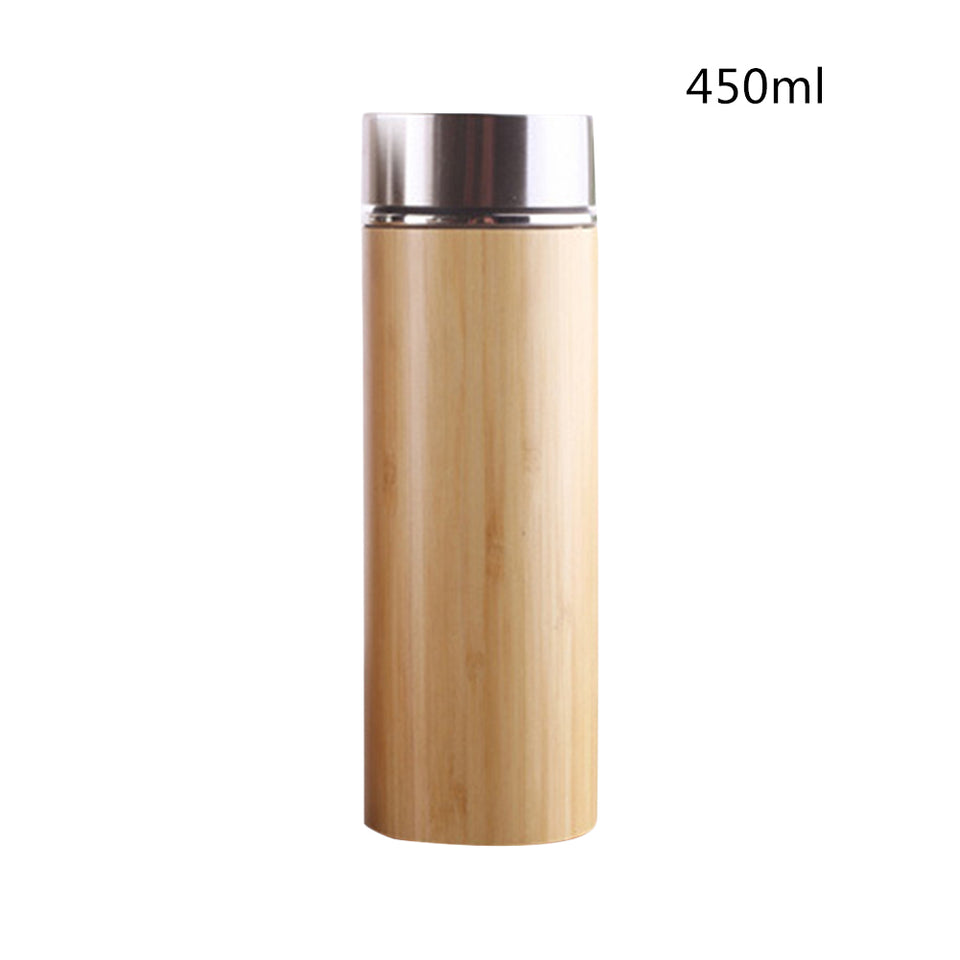 TERMO-BOTTLE of Bamboo. 12-24 h