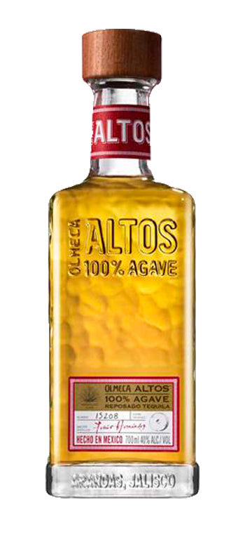 Tequila Olmeca Altos Reposado