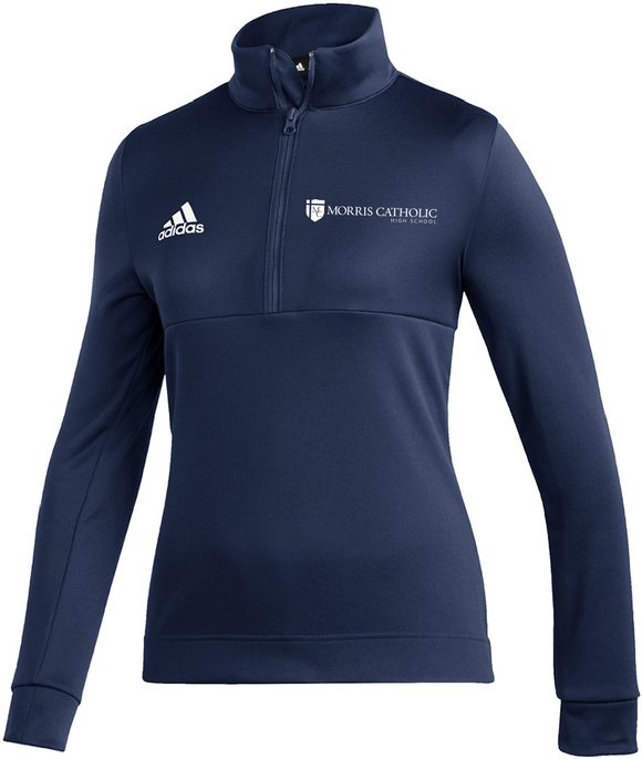 Adidas Team Issue 1/4 Zip Pullover Ladies