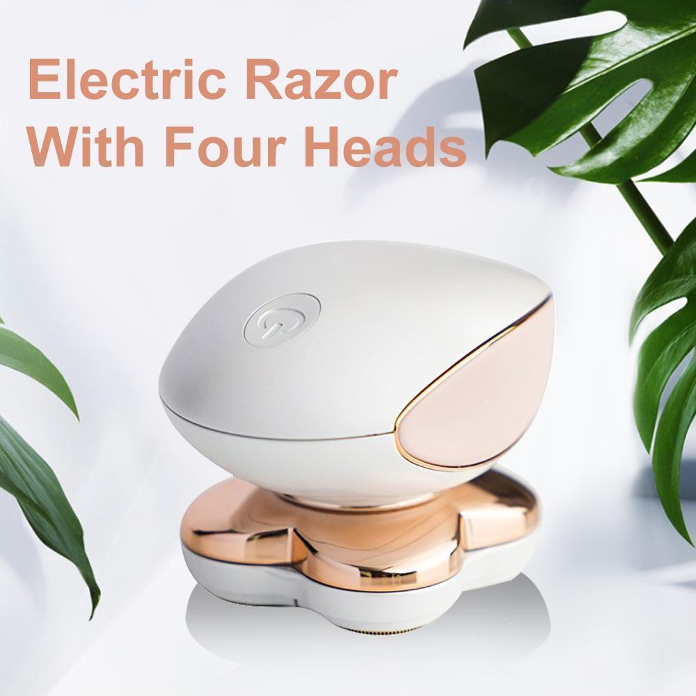 LED Electrical Hair Remover