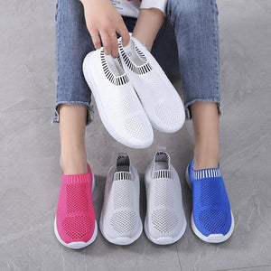 Breathable Sports Soft Athletic Shoes