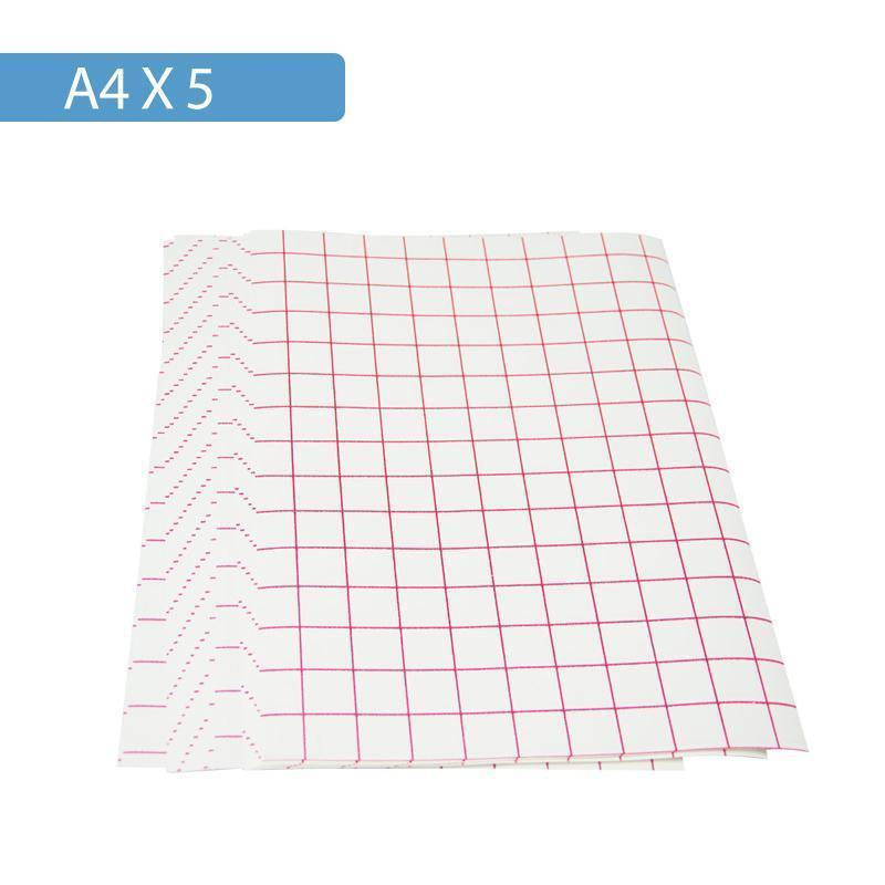 Easy-Make Heat Transfer Paper, 5PCs