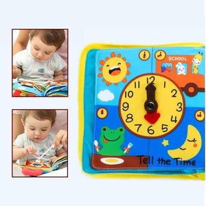 Story Cloth Book For Babies