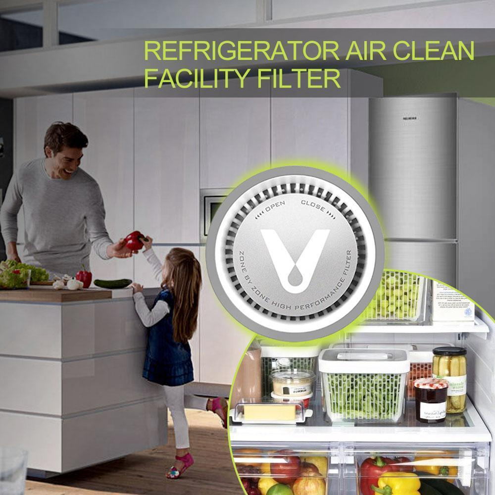Refrigerator Air Clean Facility Filter