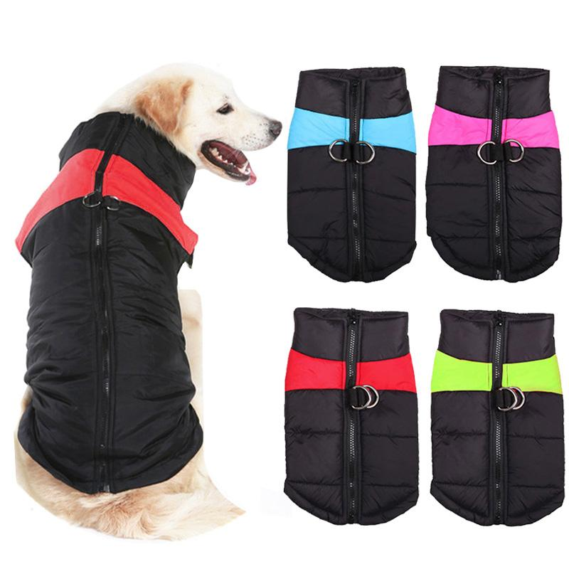 Winter Thickened Dog Clothing