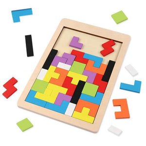 Tetris Puzzle for Baby Kids