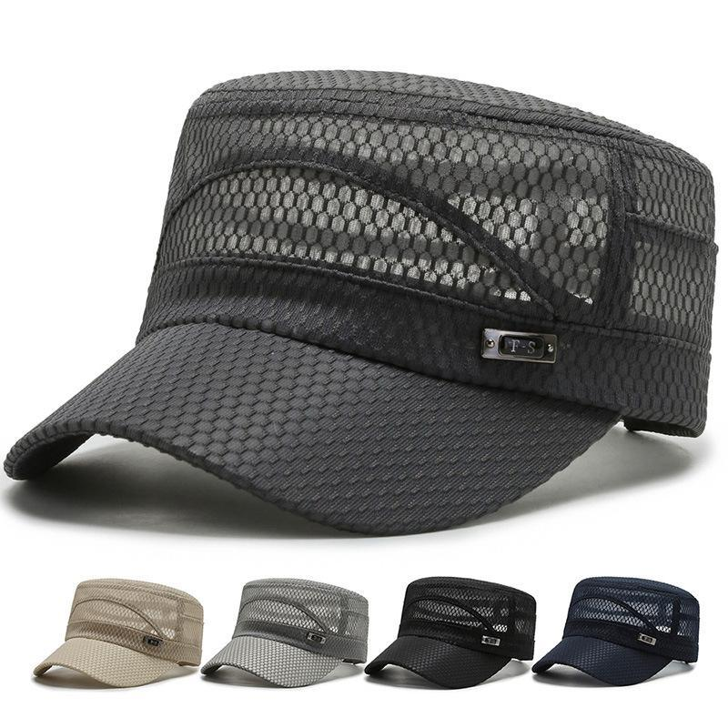 Outdoor Sunshade Breathable Cap