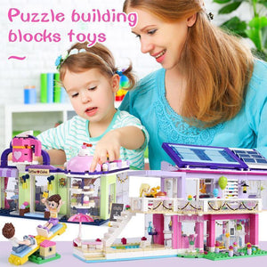 Building Blocks Puzzle Toys