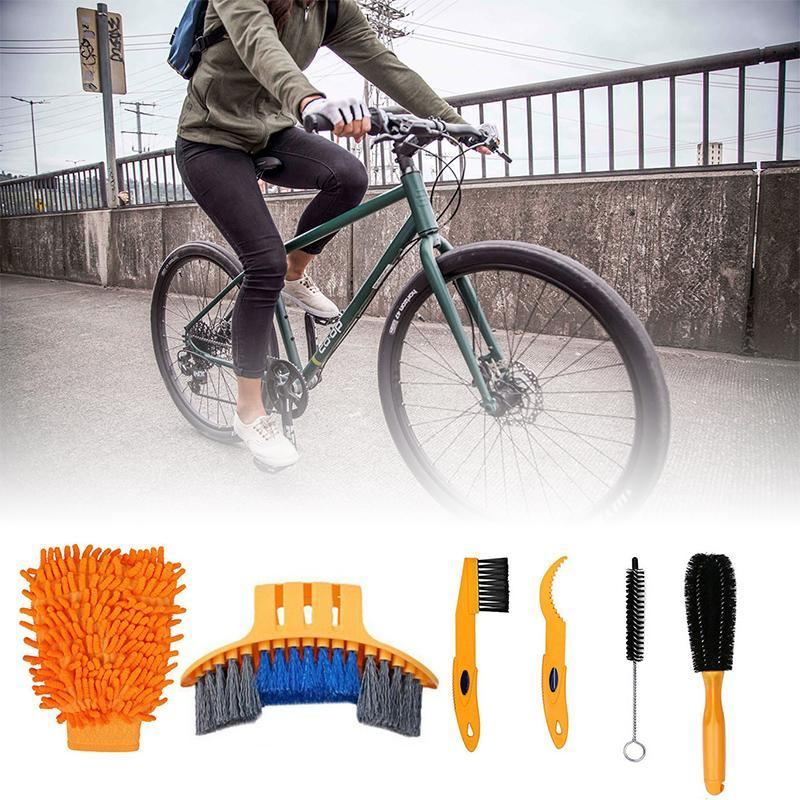Bicycle Cleaning Kit (6 PCs)