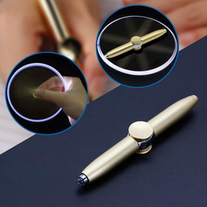 Finger Gyro Spinner Multi-function Gyroscope Pens