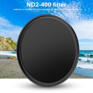 ND2-400 Neutrale Dichtheid Fader Variabele ND Filter