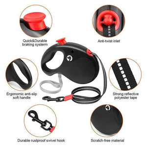 Flexi Dog Retractable Leash