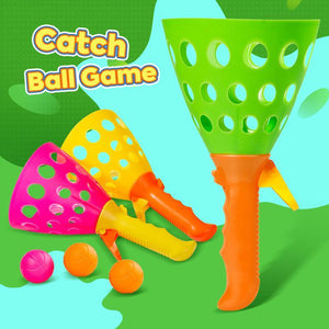 Outdoor Catch Ball Game