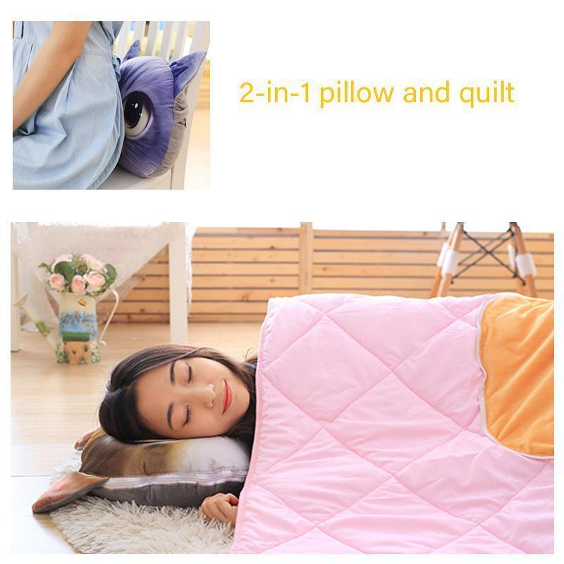 Creative Folding Pillow