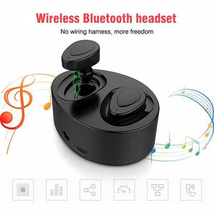 Hirundo Mini Electronics Bluetooth Earphone Wireless