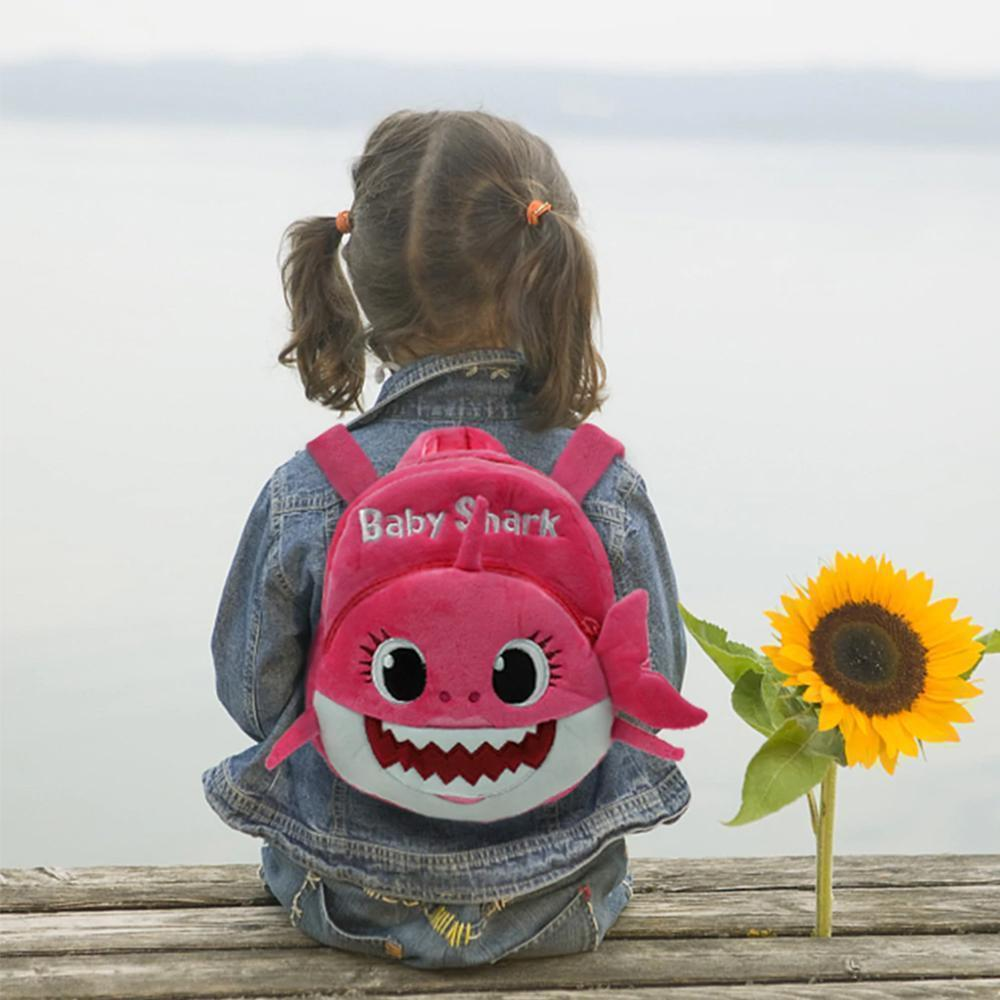 Adorable Baby Shark Backpack