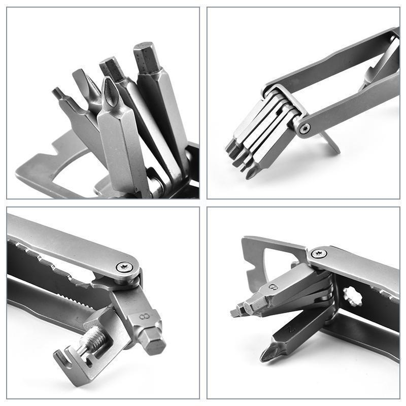 17 in 1 Multifunctional Stainless Steel Repair Tool