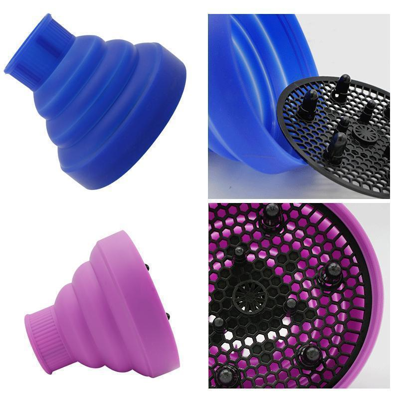 Silicone Universal Hair Diffuser Dryer Blower
