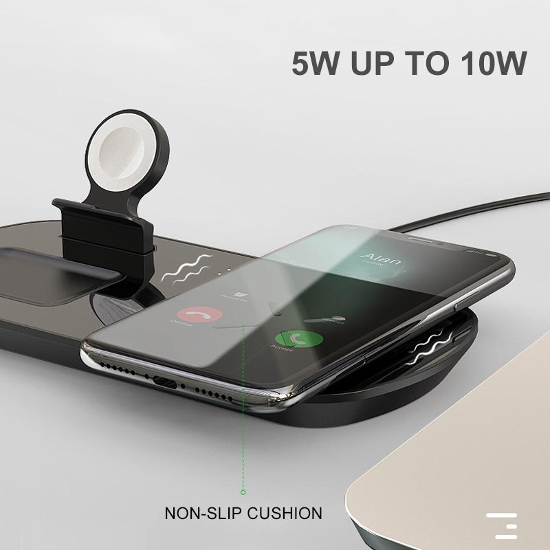 3-in-1 Wireless Fast Charger