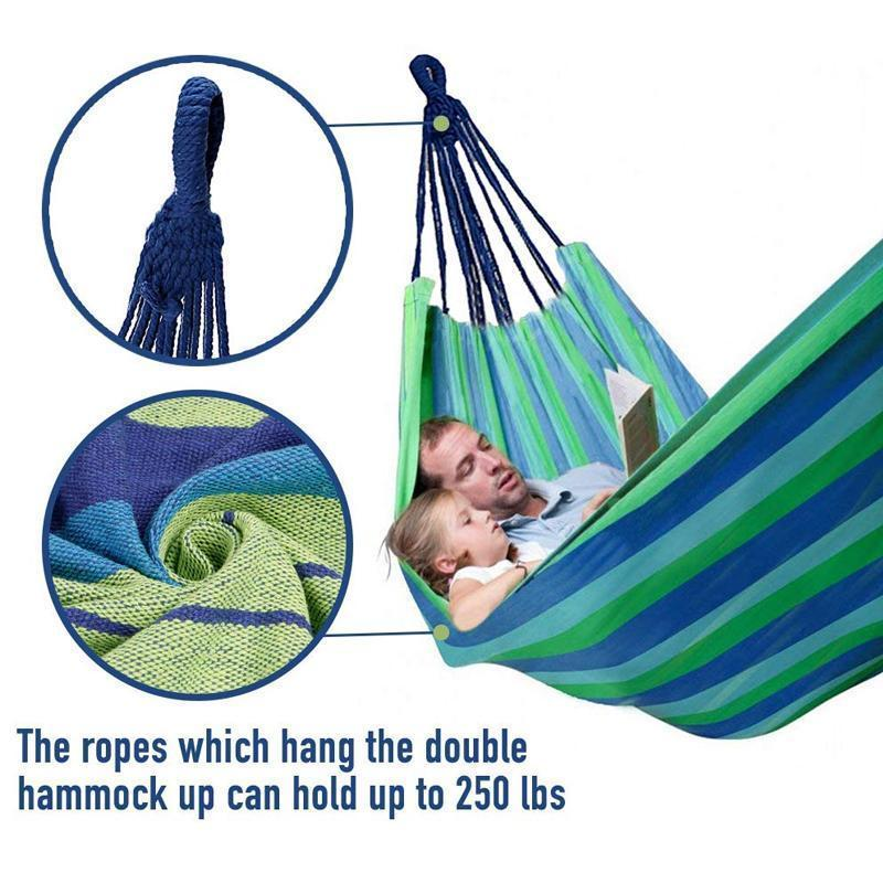 Hirundo Youth Hammock with Carry Bag