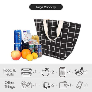 Reusable Lunch Bag Insulated Lunch Box