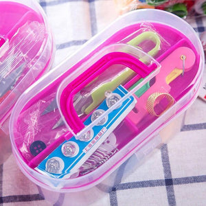 Portable Sewing Box