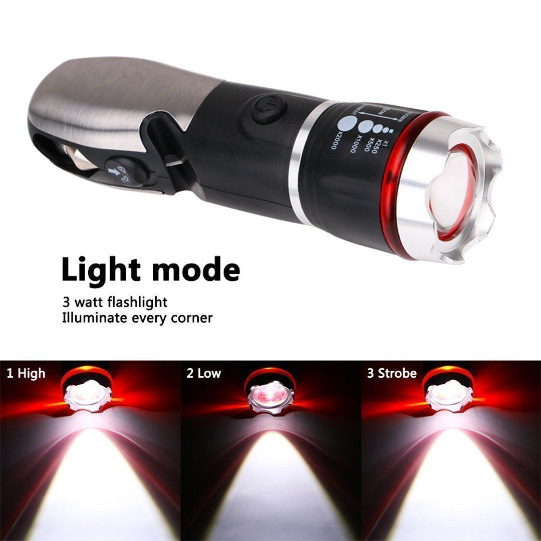 Multi Tool LED Flashlight