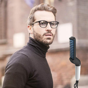 Beard Straightening Comb  &  All in One Styler