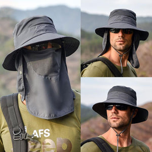 Outdoor Quick-drying Hat