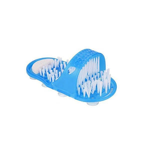 Foot Brush Cleaner Slipper