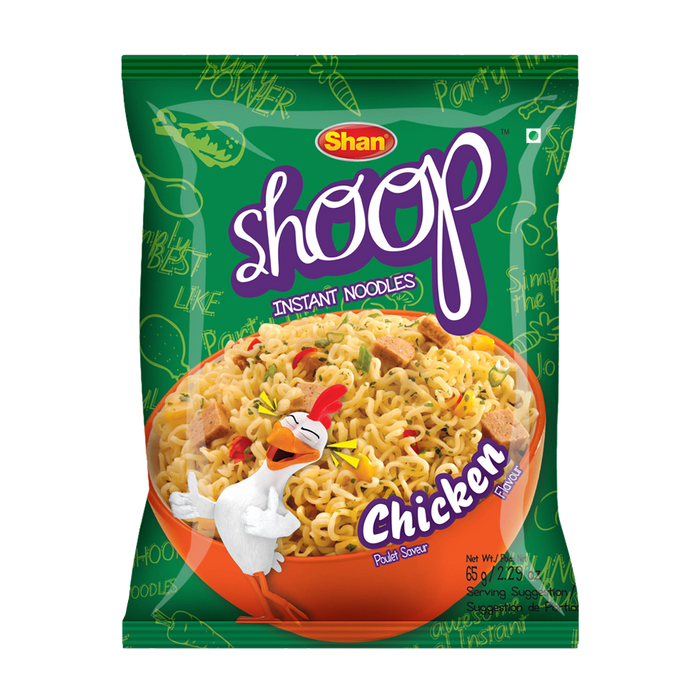 SHAN SHOOP NOODLES- CHICKEN, 65g