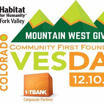 Colorado Gives Day: Why, How, and When You Can Support Your Habitat for Humanity