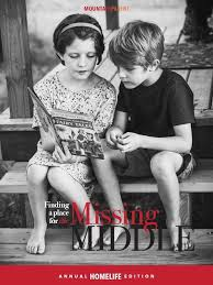 MOUNTAIN PARENT: Finding a Place for the Missing Middle